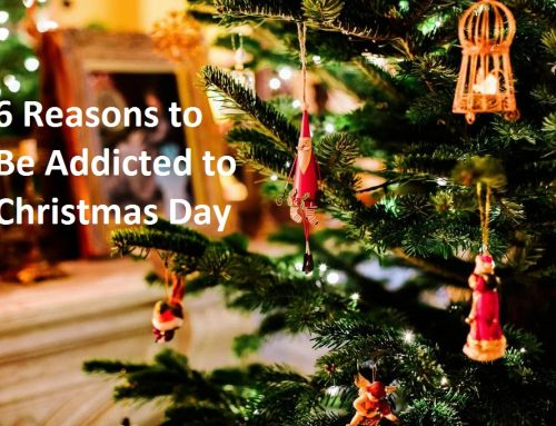 6 Reasons to Be Addicted to Christmas Day